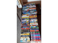 Job Lot 97 Kids Video`s Collect From Basingstoke RG24