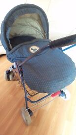BEBE CONFORT PRAM / PUSHCHAIR