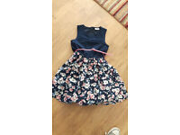 Party dress size 9 yrs