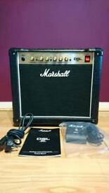 Marshall Dsl5c all valve 5 watt electric guitar amp
