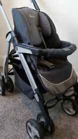 Silver Cross on the move Push Chair/ Pram, Good Condition