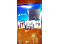 PS4 and 3 Games great condition