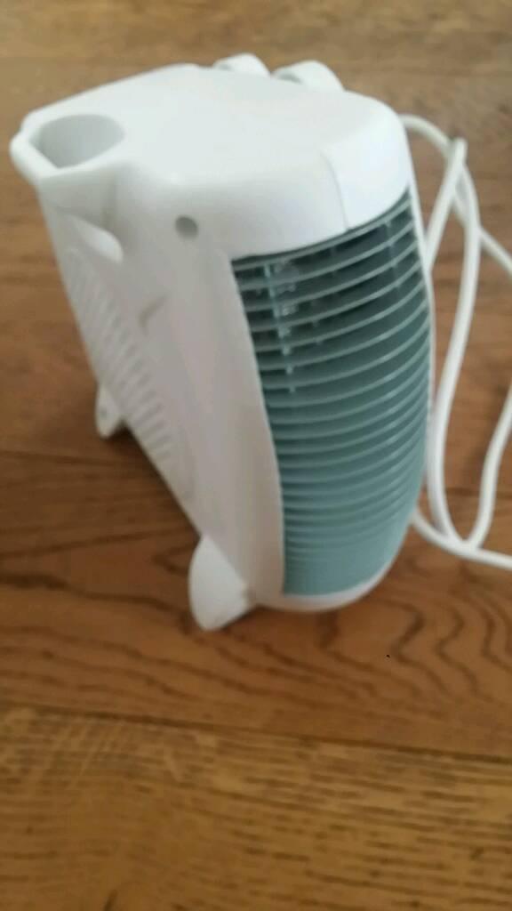 Fan heater small