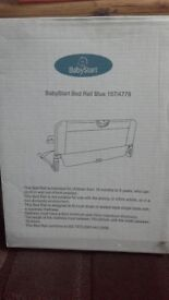 Baby Start bed rail Blue