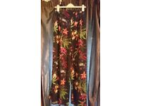 Size 18 Wide leg (Palazzo) trousers £4