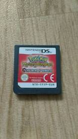 Pokemon Mystery Dungeon Explorers of Darkness Cartridge Only
