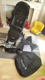 Baby jogger city tour