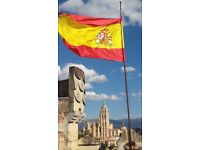 Italian and Spanish lessons for £15/h