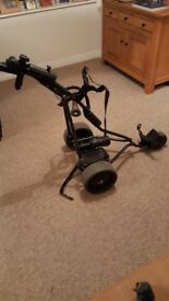 Powakaddy golf trolley for sale