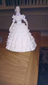 Coalport figurine Melanie