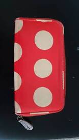Cath kidston spotted purse