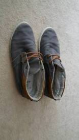 Men's River Island casual shoes size 10
