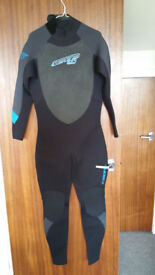 Brand New, Never Worn C-skins Wetsuit Male - 4/3cm