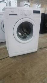 WHIRLPOOL 7KG 1400 SPIN WASHING MACHINE WITH 3 MONTHS GUARANTEE