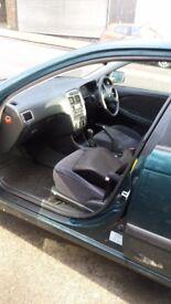 Toyota avensis 1.8 petrol manual