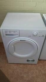 8kg condenser tumble dryer