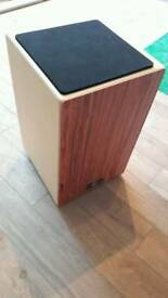 Cajon drum & carry bag for sale