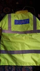 Security jacket