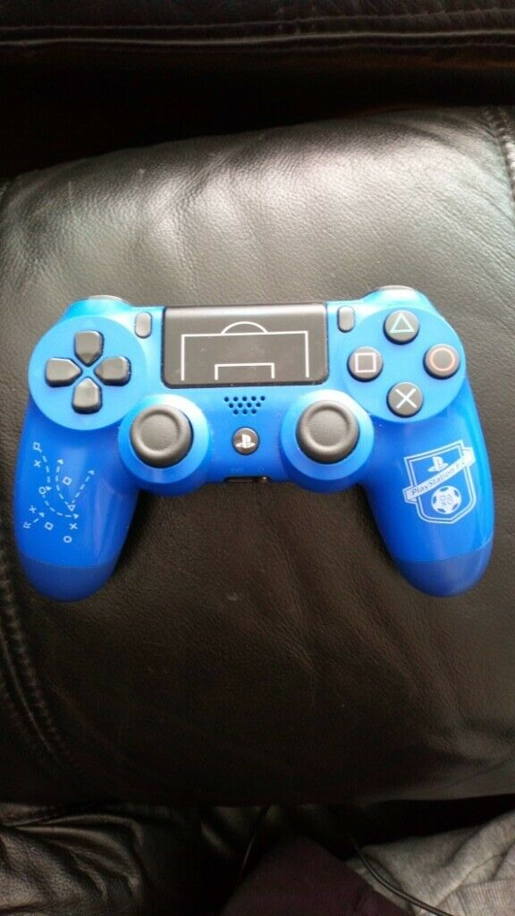 PS4 Controller Blue | in Rumney, Cardiff | Gumtree