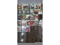 Xbox 360 4gb. Kinnect 1 controller and 26 games