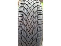 Winter Tyres CONTINENTAL CONTIWINTER CONTACT 195/65/15
