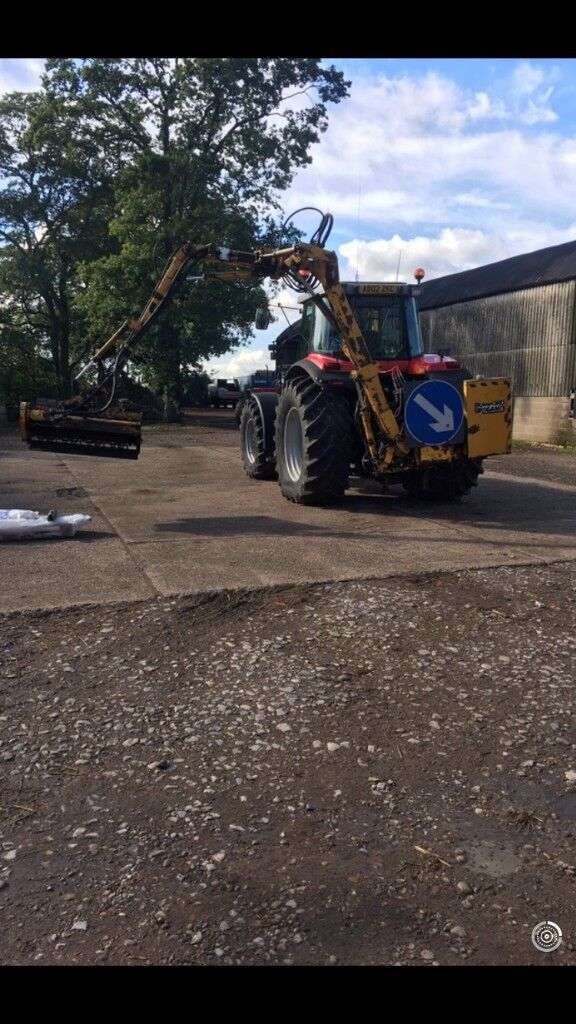 Bomford hedge cutter for sale £1400