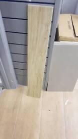 15x90 list sabbia wood effect porcelain tile