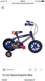 Townsend space explorer bike
