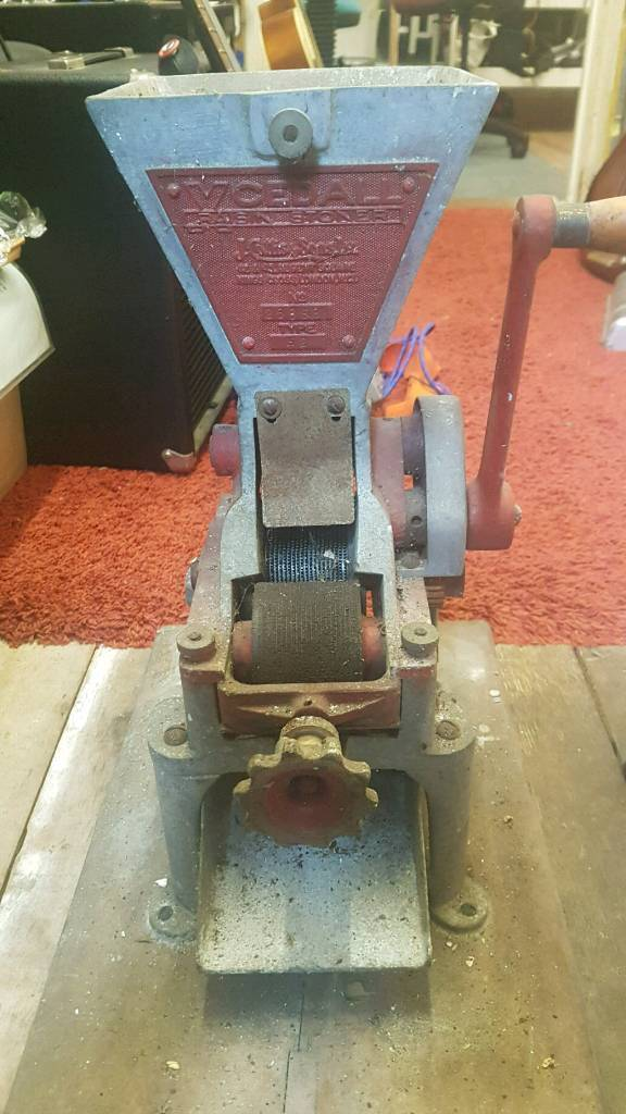 fully working antique apple scratter j collins sons ltd in