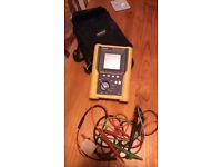 Martindale multifunction tester fluke megger electricians tester