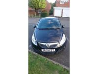 £2,500 VAUXHALL CORSA 2009 - 1.2 PETROL - 86,000 MILES - MOT MARCH 2017 - 2 PREVIOUS OWNERS - 3 DOOR
