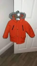 Boys next winter coat