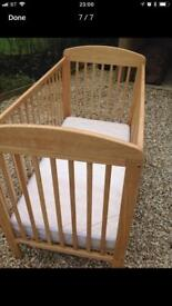 SOLD **** Cot