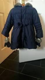 Girls Jasper conran junior jacket