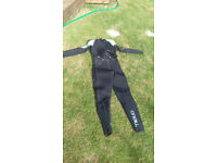 O'Neill Wetsuit Ladies Size 10 and ScubaPro Silverskin Size S and other equipment