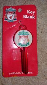 Liverpool blank key