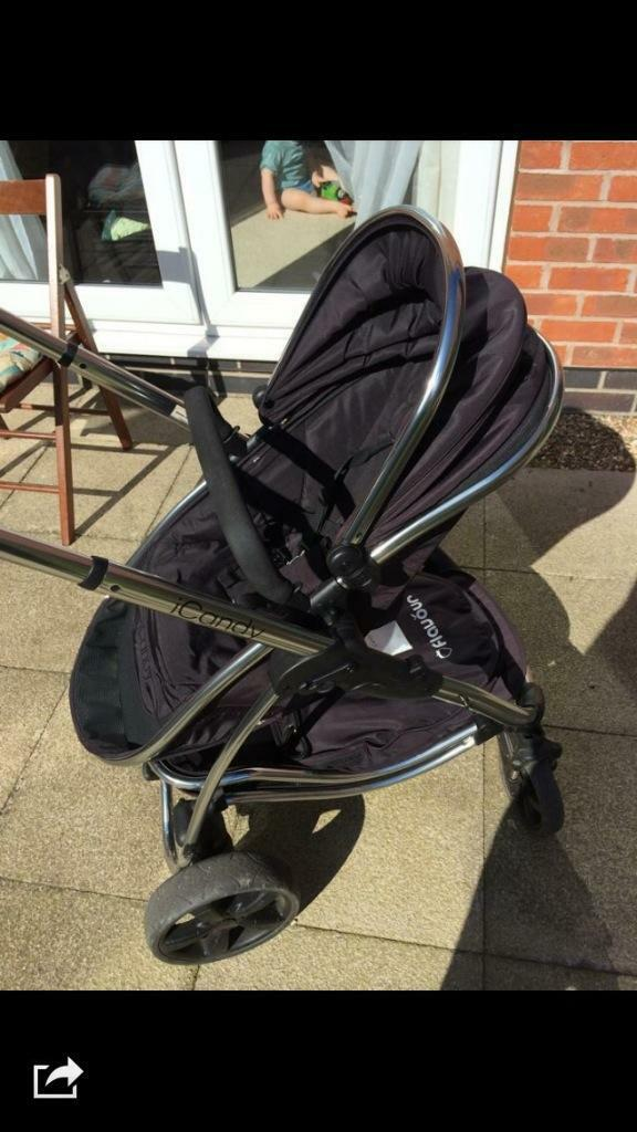 Icandy Strawberry Carrycot Icandy Strawberry in Assam