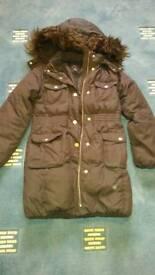 Black Kids Gap jacket age 10-11 years old