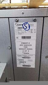 Nuaire Ecosmart Air Handling unit + more ventilation products