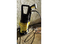 KARCHER K2 PRESSURE WASHER AND PATIO CLEANER