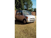 Daihatsu Move Plus, long Mot, 5door, only 81,000 miles, Petrol, Manual