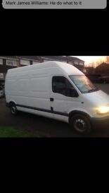 Deposit taken sold pending collection Renault master