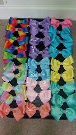 Handmade hair bows