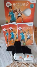 Wii - Active 2 Personal Trainer