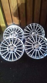 15inch alloy wheels