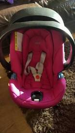 M&P car seat