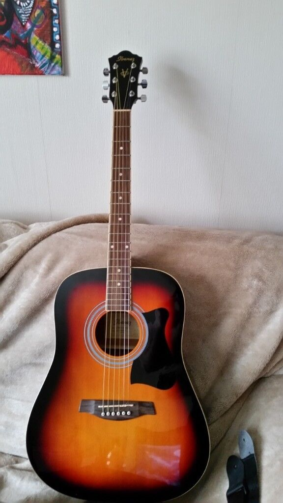 Ibanez Acoustic Guitar Ads Buy Sell Used Find Great Prices
