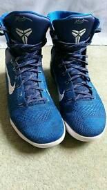 Kobe 9's Brave blue- *excellent condition*