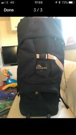 Macpack baby/child back pack carrier