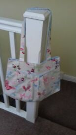 TOTE BUTTERFLY BAG HANDMADE